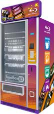 Автомат дисков CD DVD