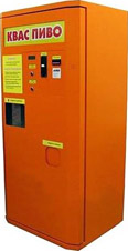 Автомат для Кваса Лимонада