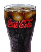 Именные бутылки Coca-Cola в торговых автоматах